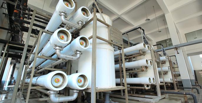 长沙市固体废弃物处理场选用沁森高科纳滤系列产品