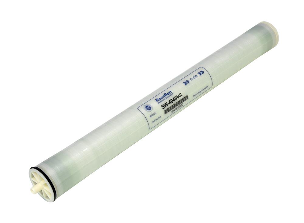 海水淡化膜元件SW-4040MR